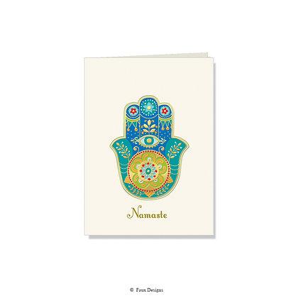 Namaste - Hamsa