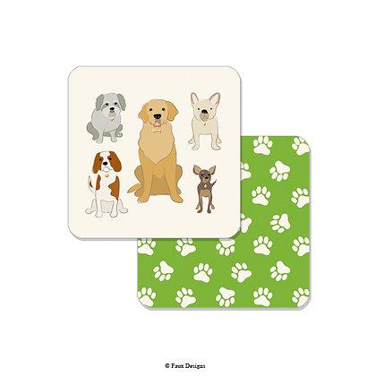 Dogs Coaster