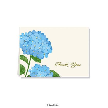 Hydrangea Thank You
