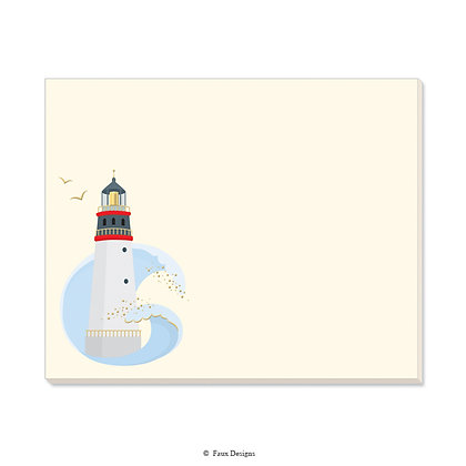 Lighthouse Desk Pad