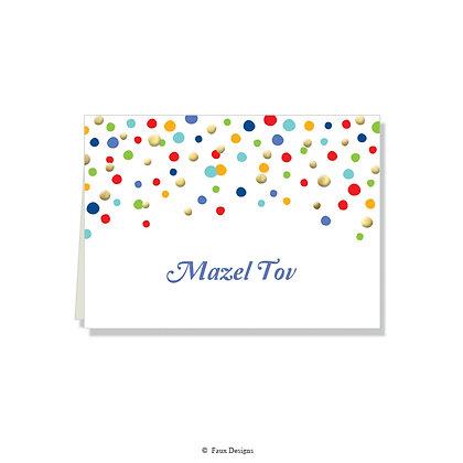 Mazel Tov - Confetti