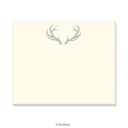 Antlers Desk Pad