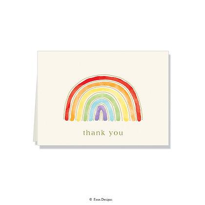 Thank You - Rainbow