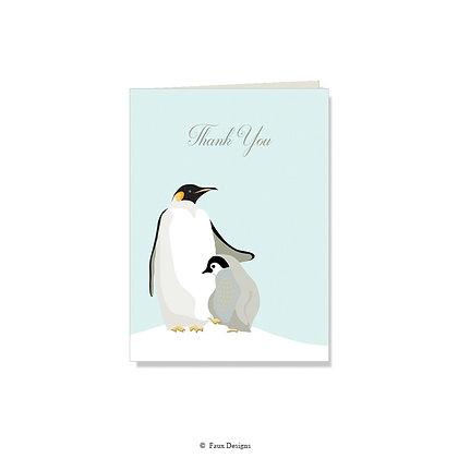 Thank You - Penguin