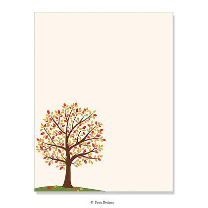 Tree of Life 8.5 x 11 Sheet