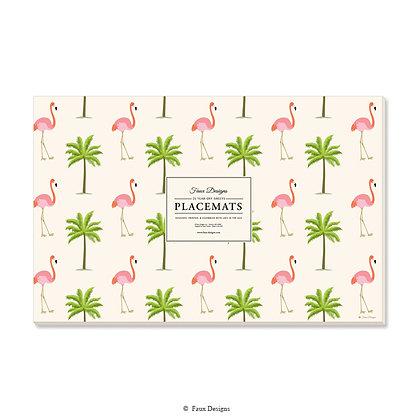Flamingo Placemat