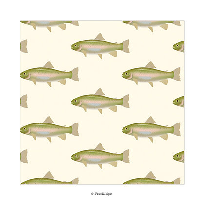 Trout Gift Wrap