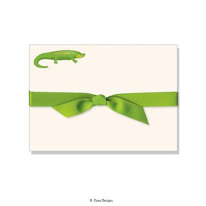 Alligator Petite Note