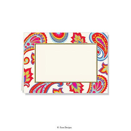 Jasmine Folded Note