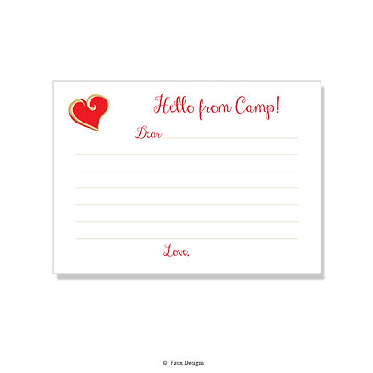 Heart Fill-in Camp Note