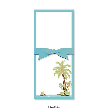 Palm Tree Gift Pad