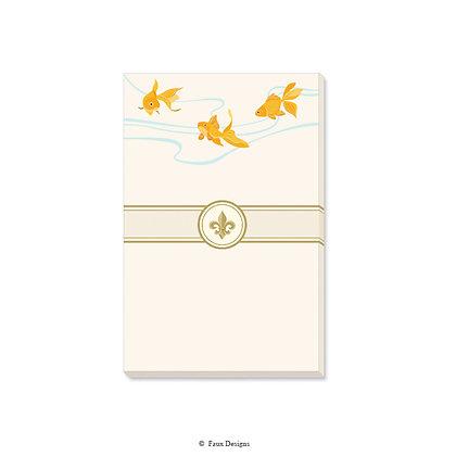 Goldfish Gift Pad