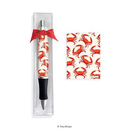 Red Crab Pen