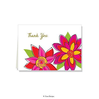 Thank You - Flora