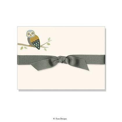 Owl Petite Note