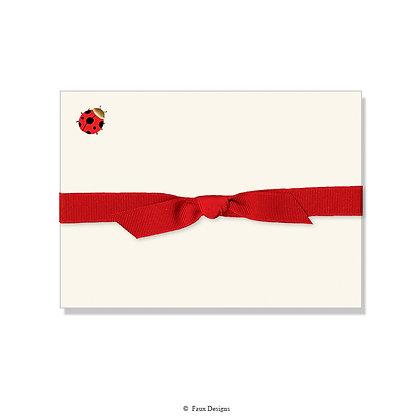 Ladybug Petite Note