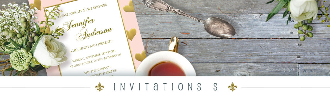 S Invitations