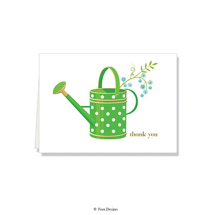 Thank You - Watering Can