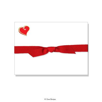 Heart Petite Note