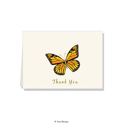 Thank You - Butterfly