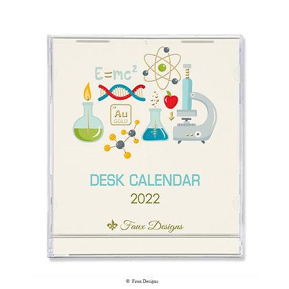 Science is Real 16-Month 2021-2022 Desk Calendar