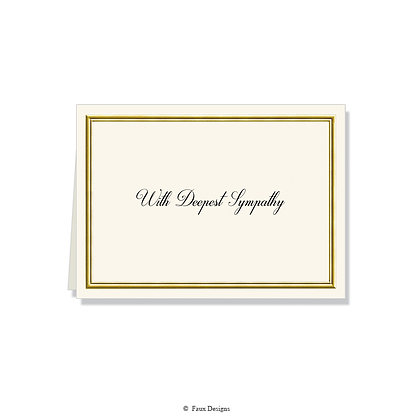 With Deepest Sympathy - Elite