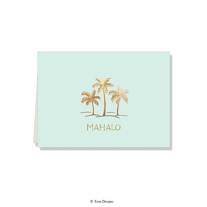 Mahalo - Three Palms
