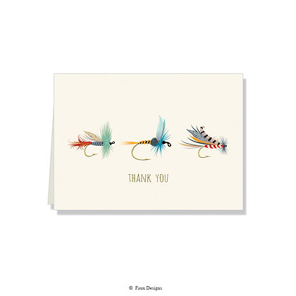 Thank You - Gone Fishing