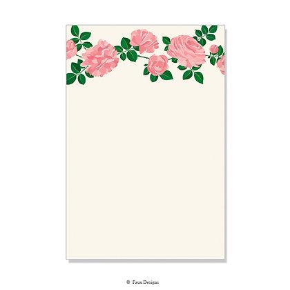 Shoshana Blush Pink Invitation - Blank