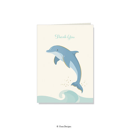 Thank You - Dolphin