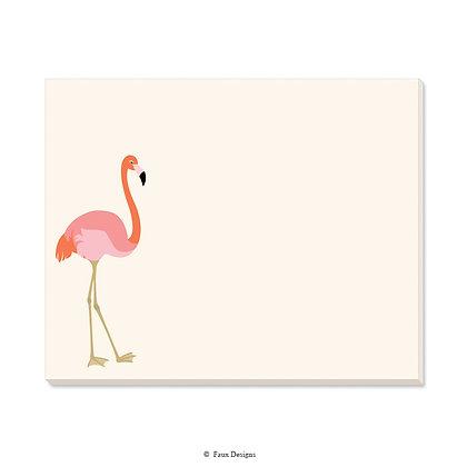 Flamingo Desk Pad