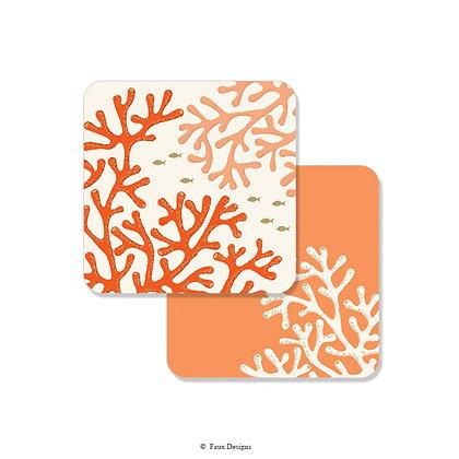 Coral Coaster