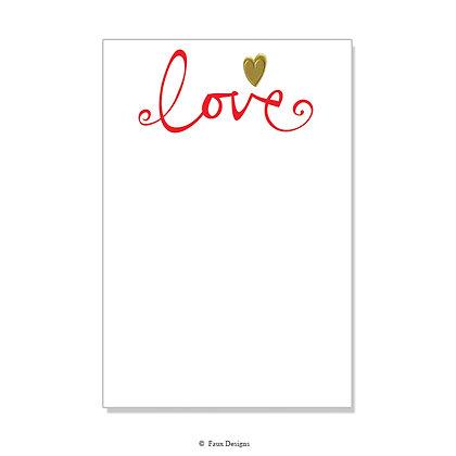 Love Invitation - Blank