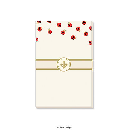 Ladybug Gift Pad