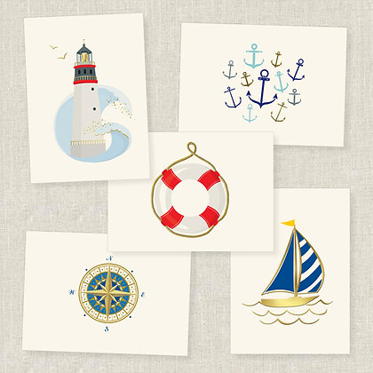 Anchors Away Correspondence Set