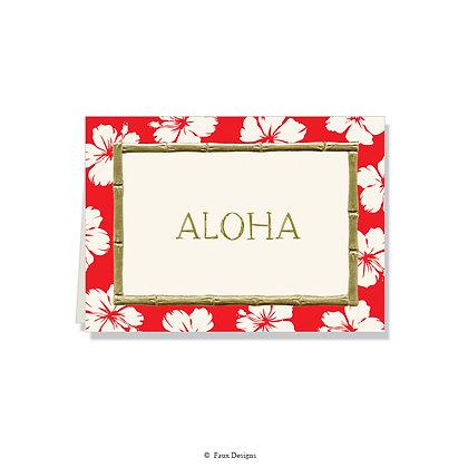Aloha - Hibiscus