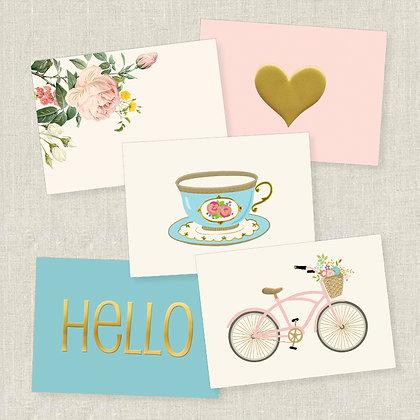 Afternoon Tea Correspondence Set