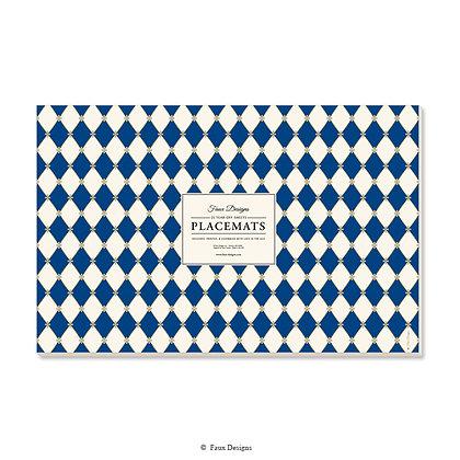 Diamond Blue Placemat