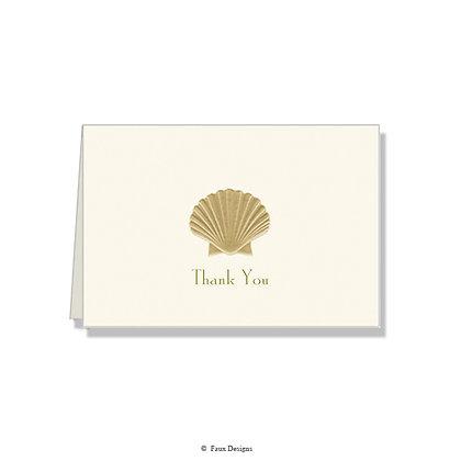 Thank You - Seashell
