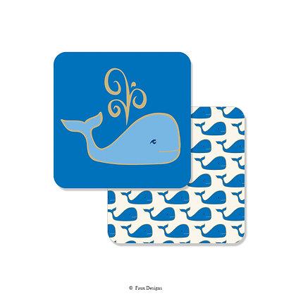 Whale Coaster