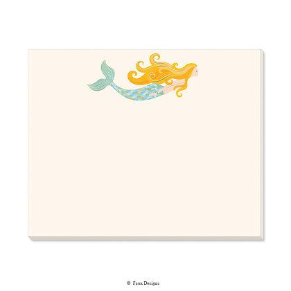 Mermaid Desk Pad