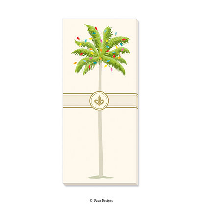 Holiday Palm Gift Pad
