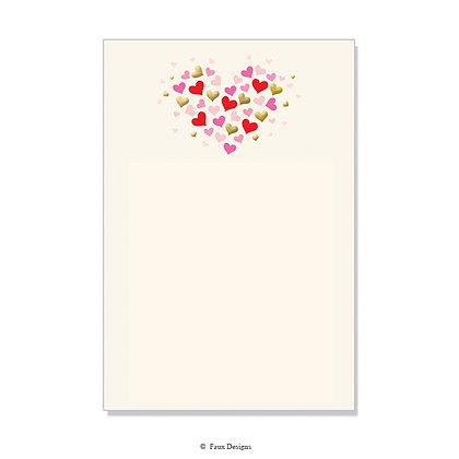 First Love Invitation - Blank