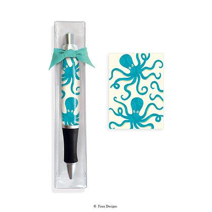 Octopus Pen