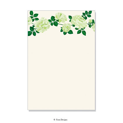 Shoshana Green Invitation - Blank
