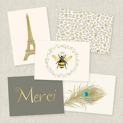 Parisian Elegance Correspondence Set
