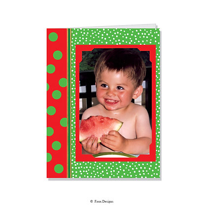 Dolly Photo Card