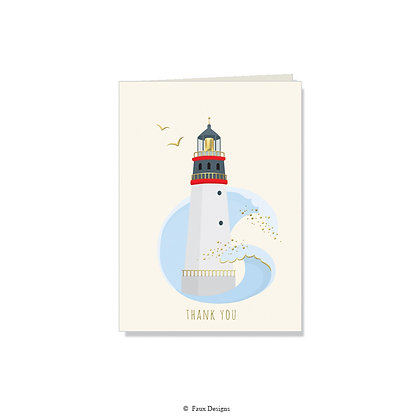 Thank You - Lighthouse