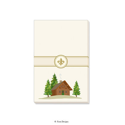 Cabin Gift Pad