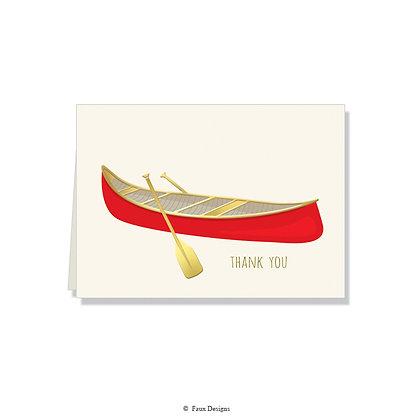 Thank You - Canoe